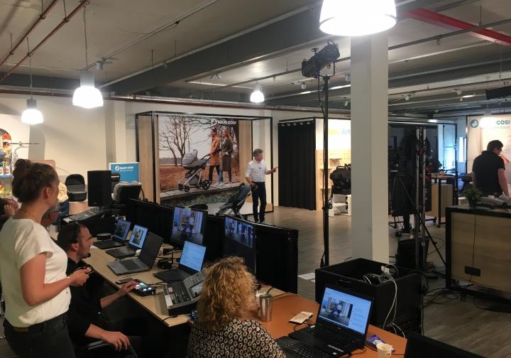 Online productpresentatie Dorel